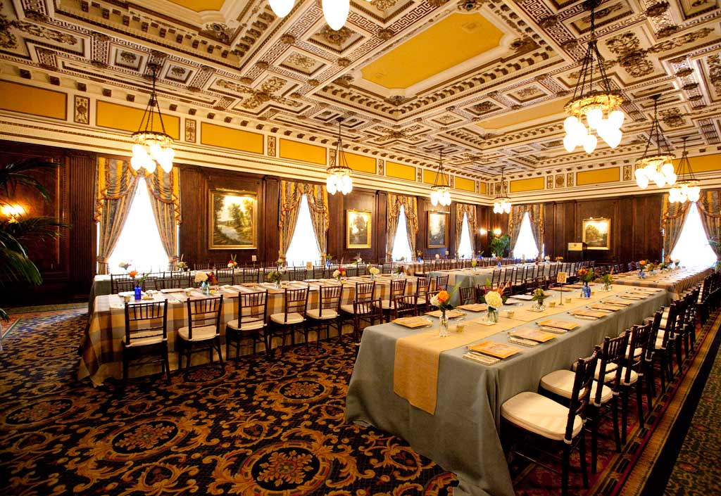 Grand Ballroom at The Hermitage Hotel, TN, United States