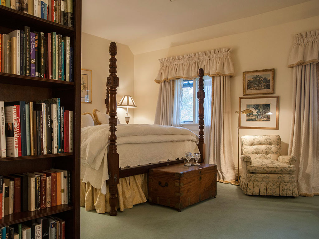 Guest Room at Blantyre, Lenox, MA