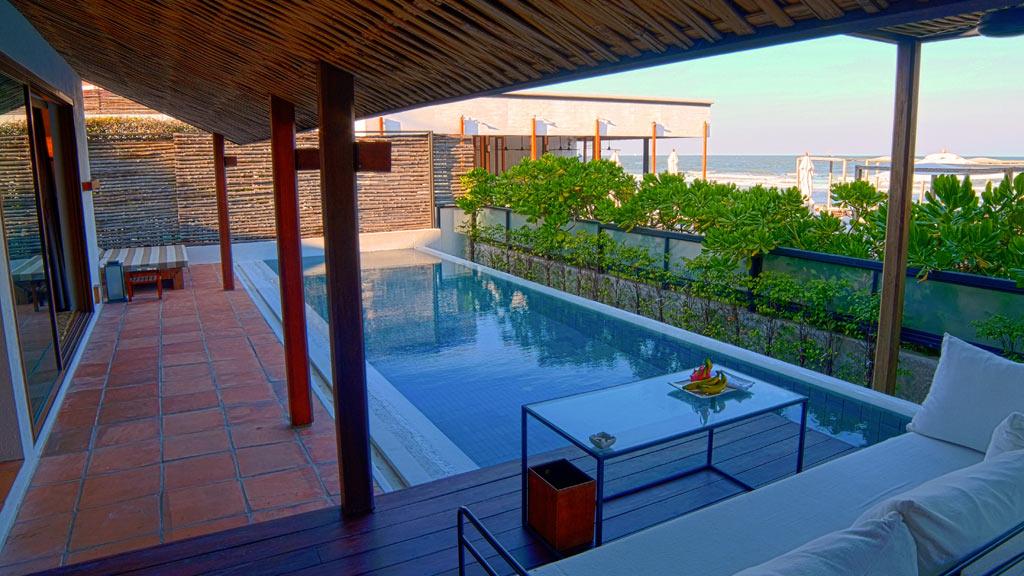 La Canna Beach Front Pool Villa at Putahracsa Hua Hin, Hua Hin, Thailand