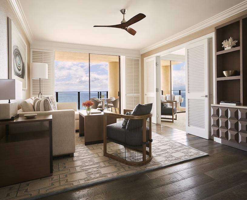 Four Seasons Maui at Wailea Oceanfront Suite