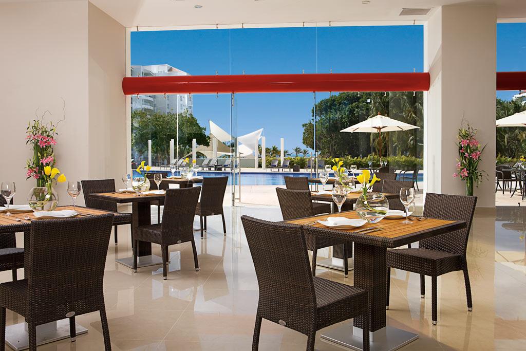 World Cafe at Dreams Villamagna Nuevo Vallarta, Nuevo Vallarta, Mexico