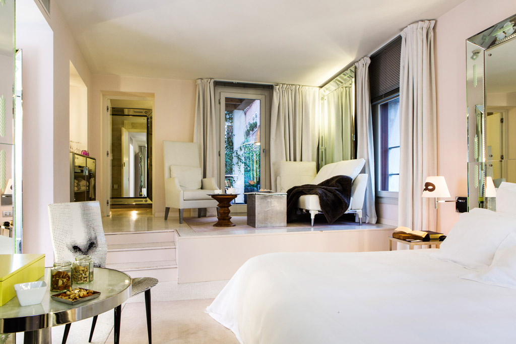 Junior Suite at Palazzina G, Venice, Italy