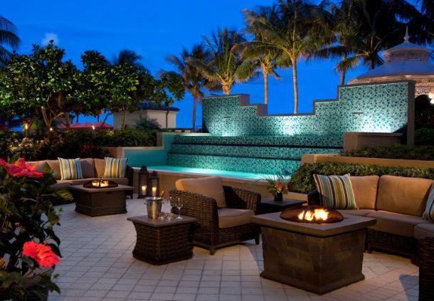 Terrace Lounge at Marriott Singer Island Beach Resort, Singer Island, FL