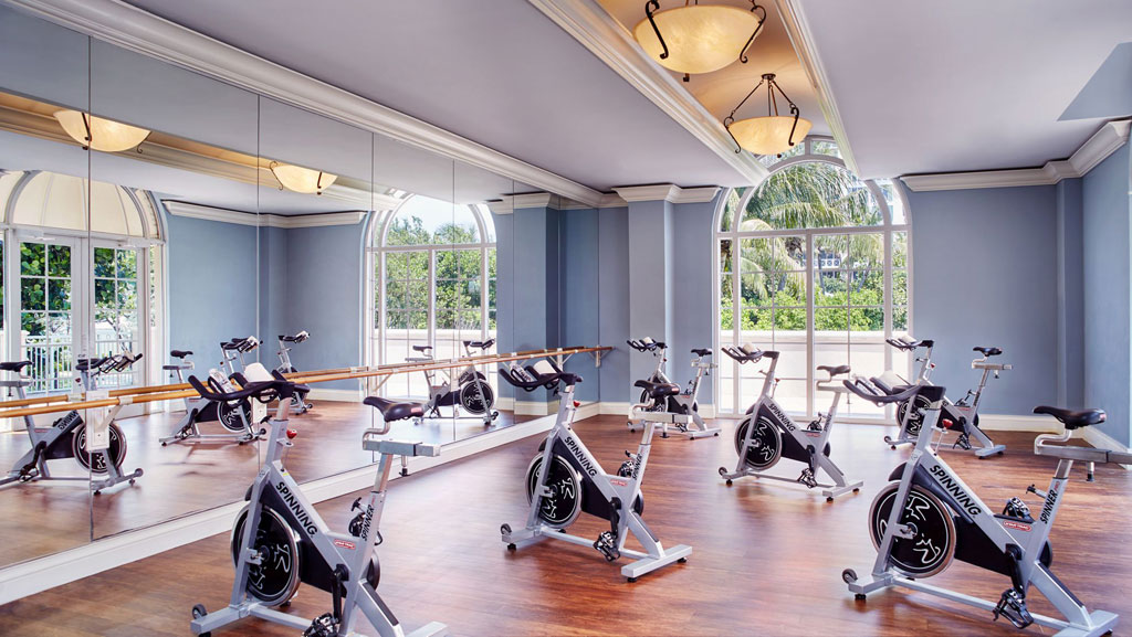 Fitness at The Ritz-Carlton Key Biscayne, FL