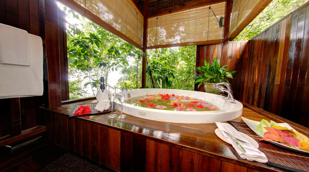 Tree House Villa at Bunga Raya Island Resort and Spa, Kota Kinabalu, Malaysia