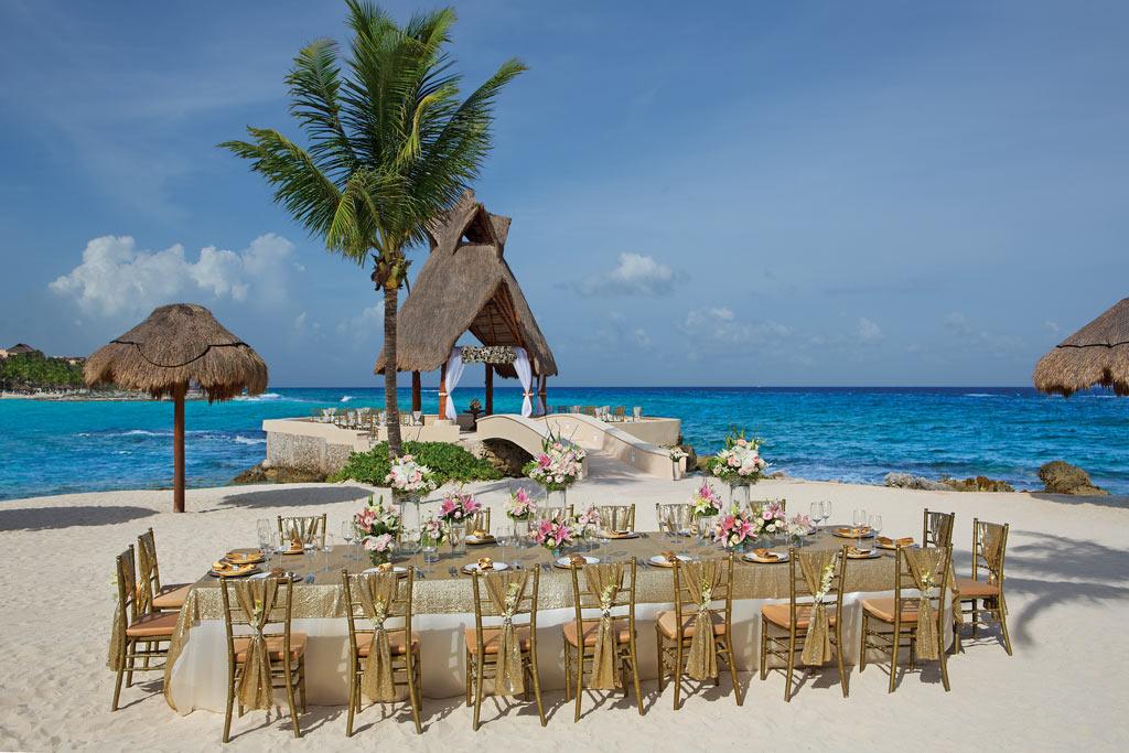 Weddings at Dreams Puerto Aventuras, Puerto Aventuras, Mexico