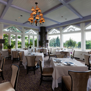 Garden Room at Castle Hotel and SpaTarrytownNY
