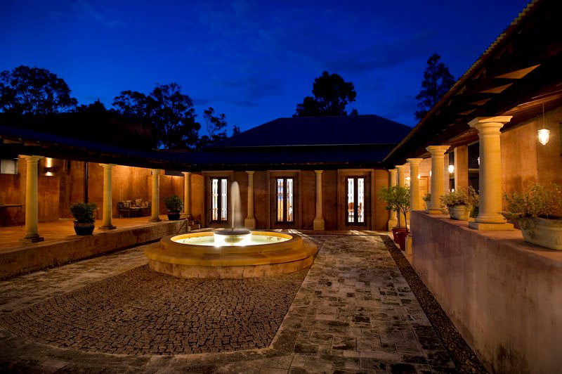 Tower Lodgethe only s mall five-star luxury hotel in the Hunter Valley region of Australia