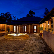 Tower Lodge, the only s mall five-star luxury hotel in the Hunter Valley region of Australia