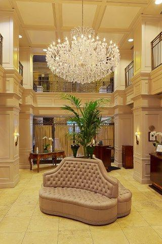 The Windsor Arms Lobby