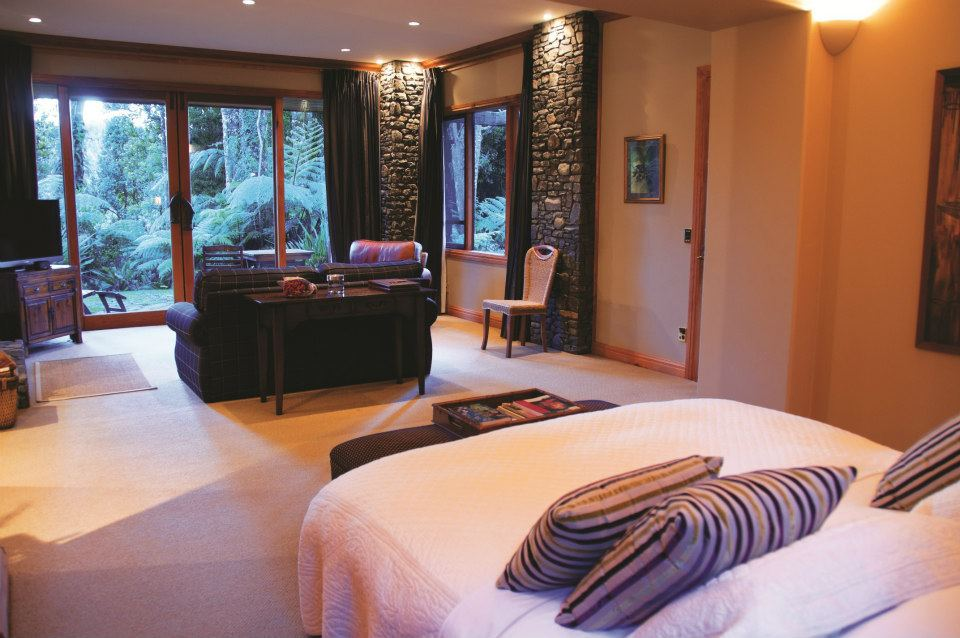 Treetops Lodge And Estate Villa Interior