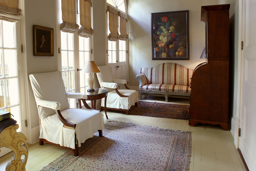 Lounge at Soniat HouseNew Orleans