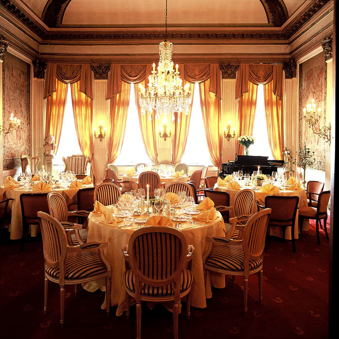 Die Swaene Dining Room, Belgium
