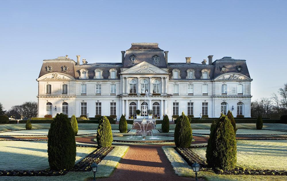 Chateau D' Artigny Exterior, Montbazon, France