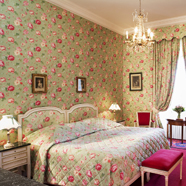 Chateau DArtigny deluxe roomMontbazonFrance