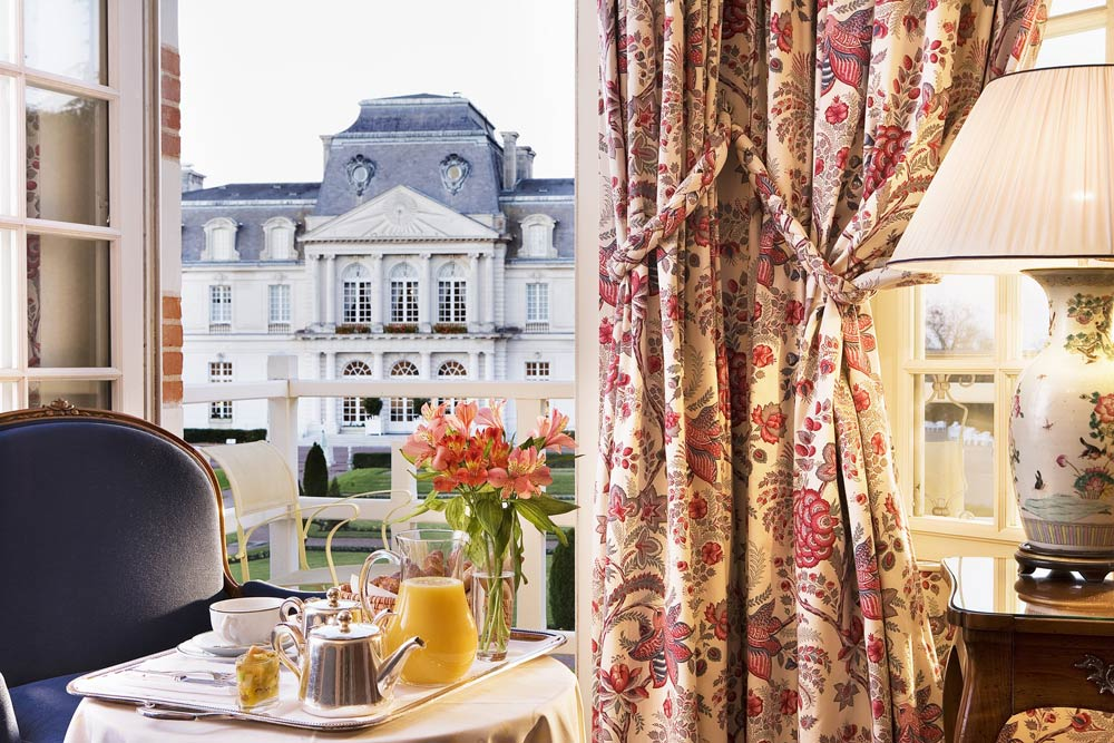 Chateau DAntigny jr suite terraceMontbazonFrance