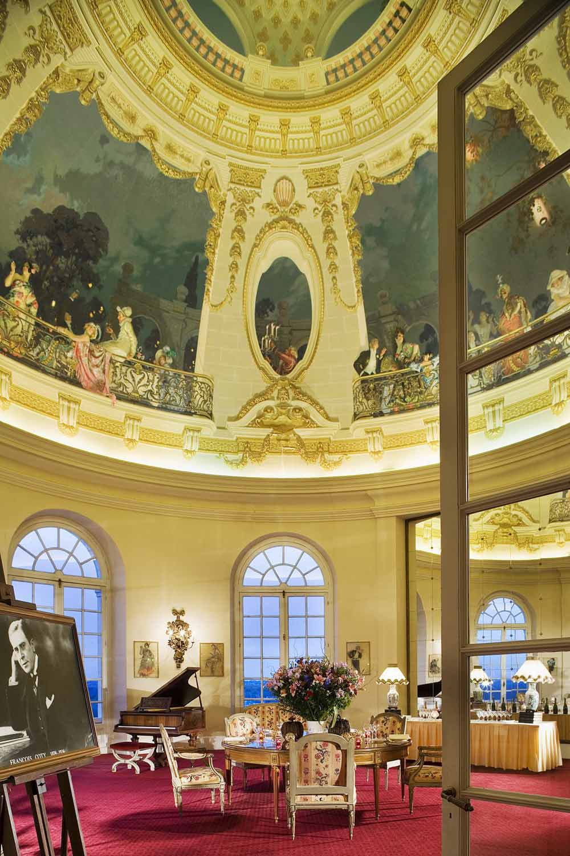 Chateau D'Antigny lounge, Montbazon, France