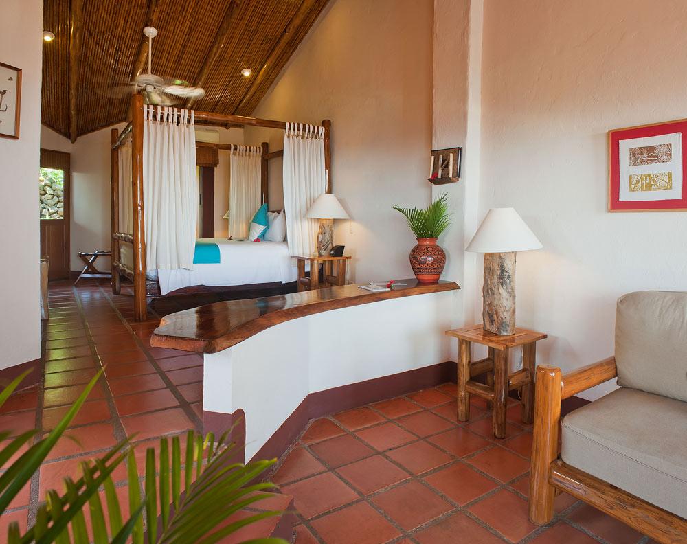 Suite Interior at Punta Islita Hotel, San Jose, Costa Rica