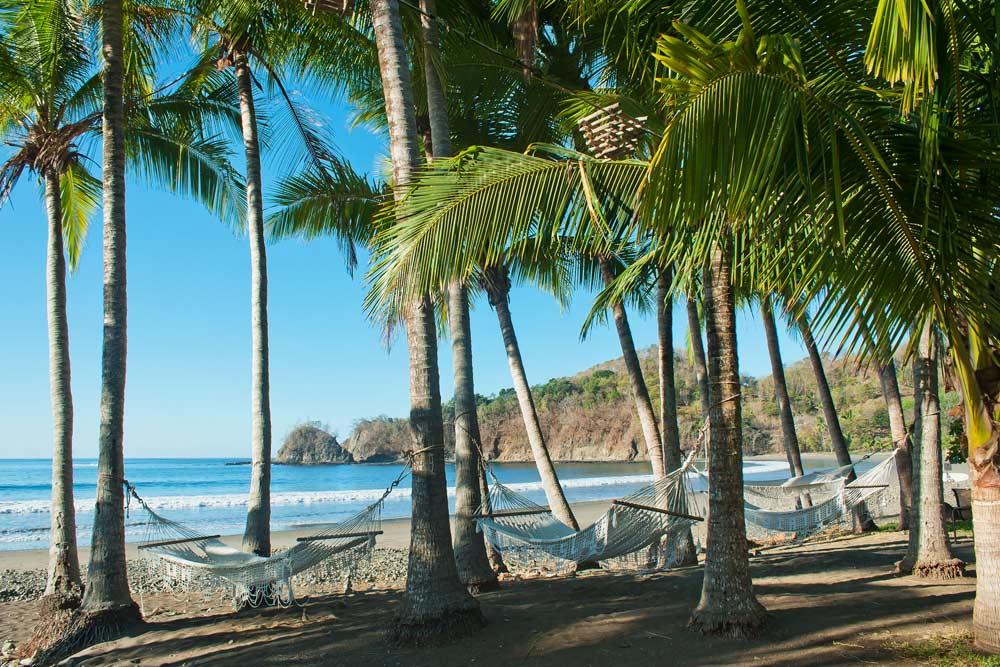 Beach at Punta Islita Hotel, San Jose, Costa Rica