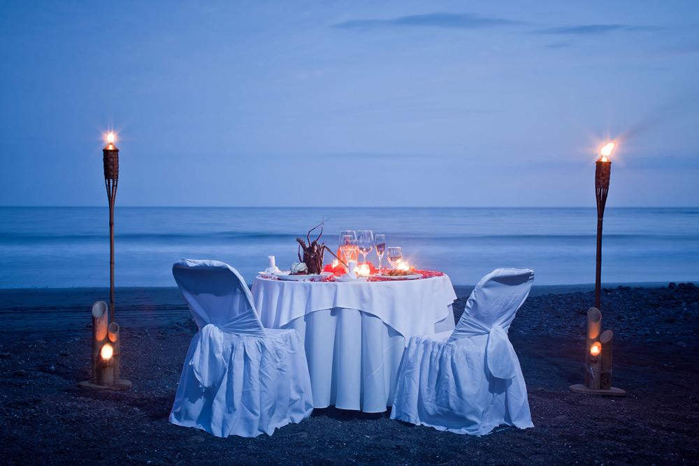 Romantic Dinners at Punta Islita Hotel, San Jose, Costa Rica