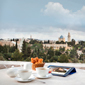 Executive Lounge at Inbal Jerusalem