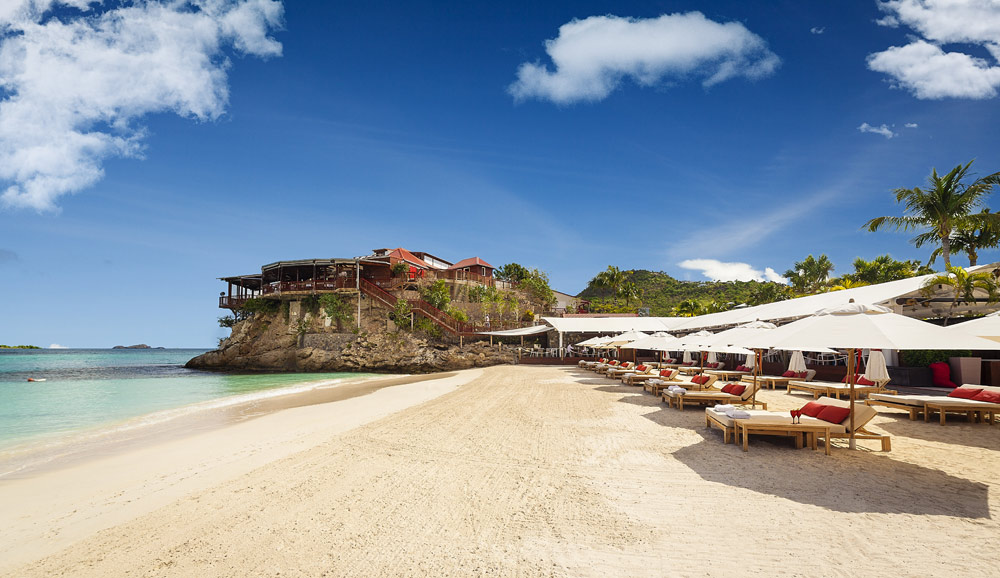 Eden Rock Hotel and BeachSaint Barthelemy