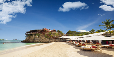 Eden Rock Hotel and Beach, Saint Barthelemy