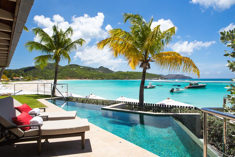 Waterlily Diamond Suite and Infinity Pool at Eden Rock, Saint Barthelemy