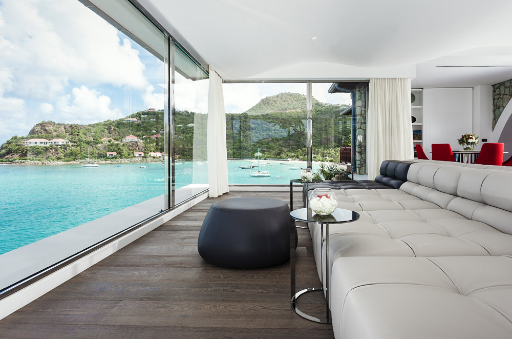 The Christopher Columbus Suite at Eden RockSaint Barthelemy