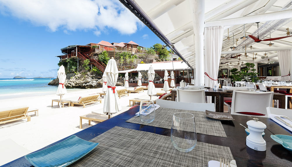Sands Bar at Eden Rock, Saint Barthelemy
