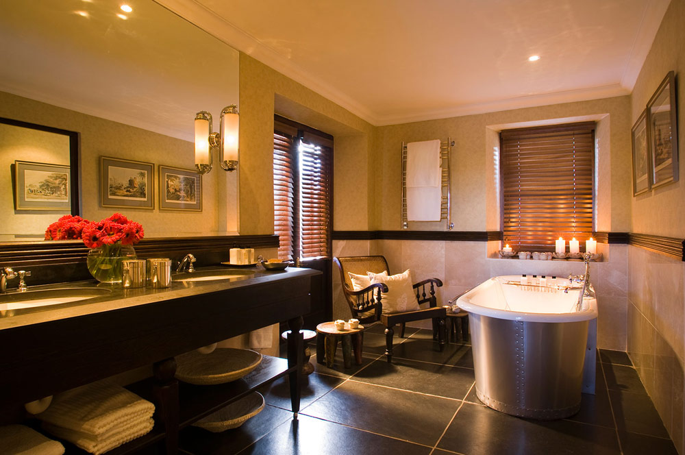 Supreme Suite Bath at Bushmans Kloof Wilderness Reserve Western Cape, South Africa