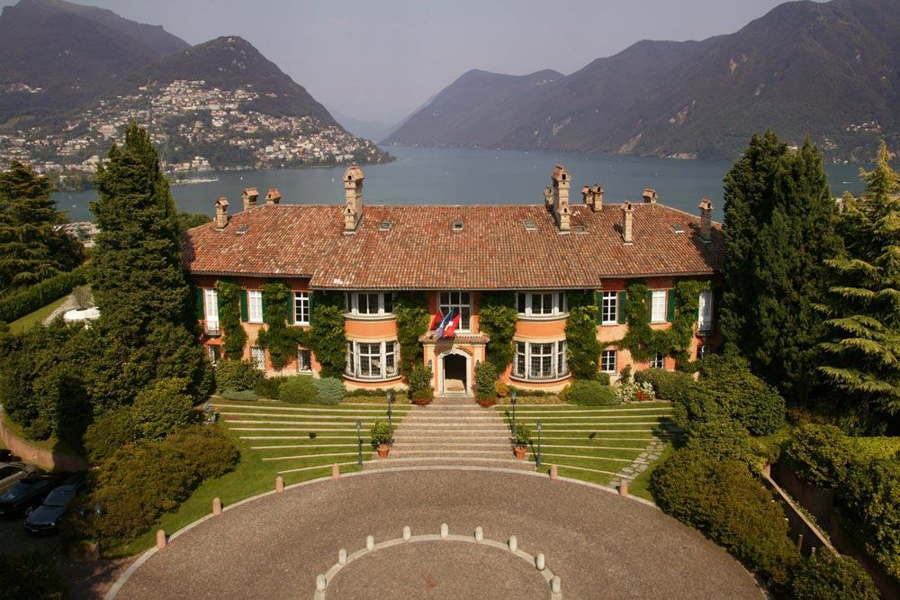 Villa Principe Leopoldo Exterior, Switzerland