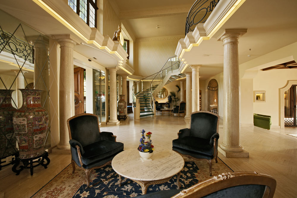 Villa Principe Leopoldo LobbySwitzerland