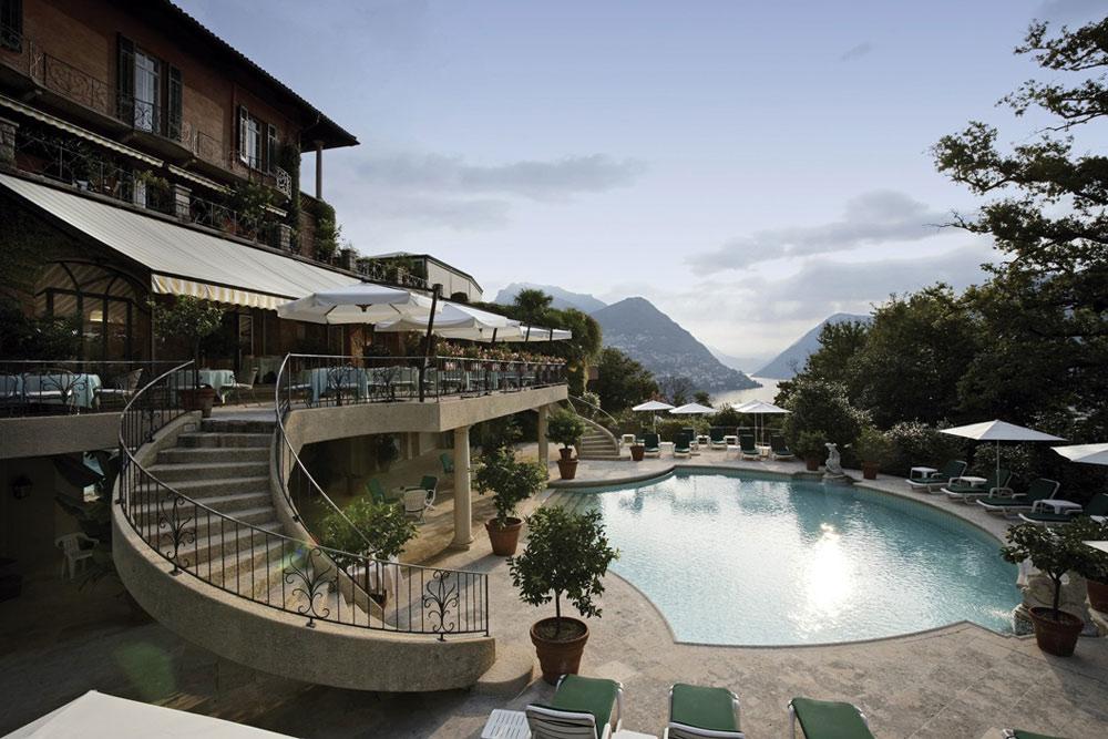 Villa Principe Leopoldo, Switzerland