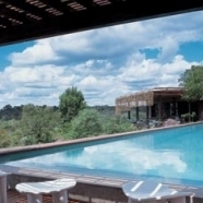 Pool at Lebombo Lodge