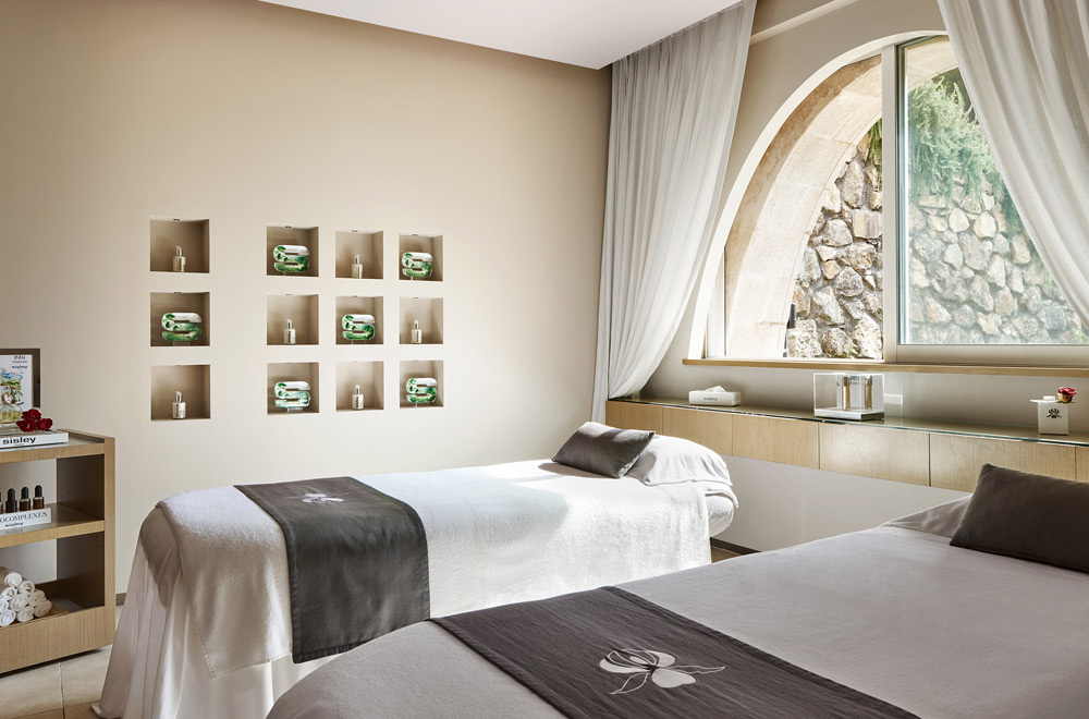 Spa at Chateau Saint-Martin and Spa, Vence, France