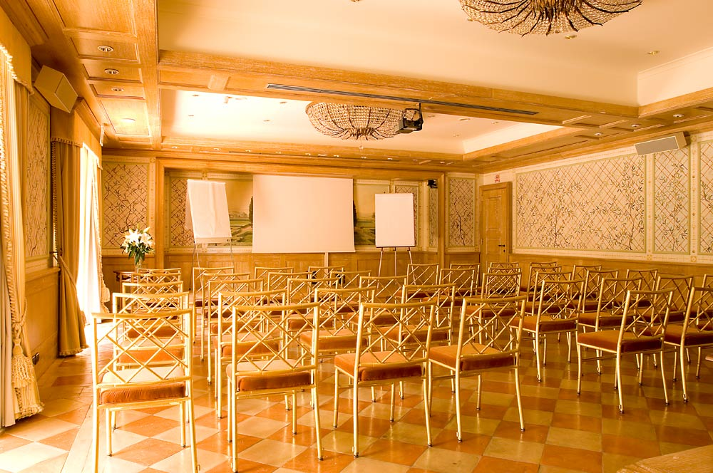 Meeting Room at ll Pellicano, Italy