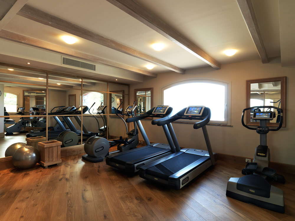 Fitness Center at ll PellicanoItaly