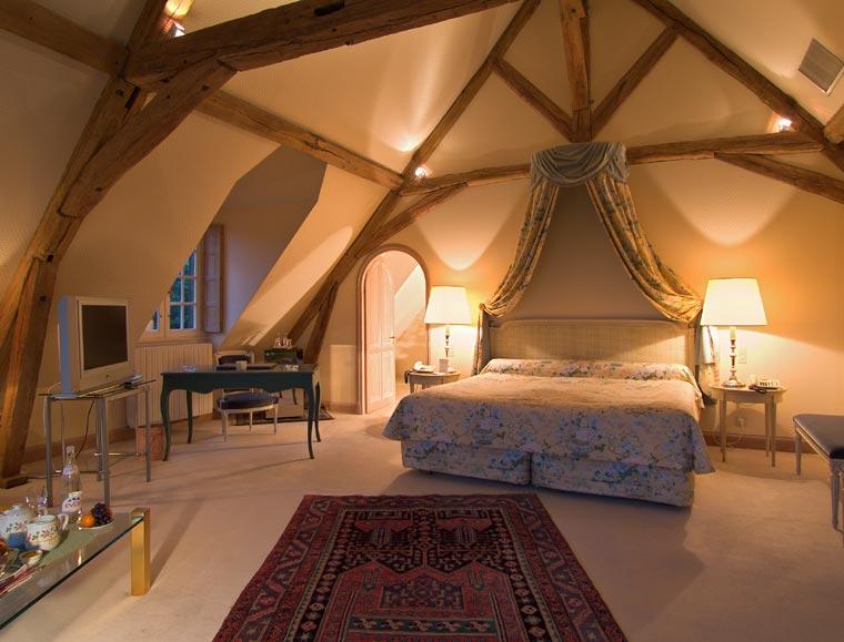 Domaine Des Hauts De Loire Deluxe Room