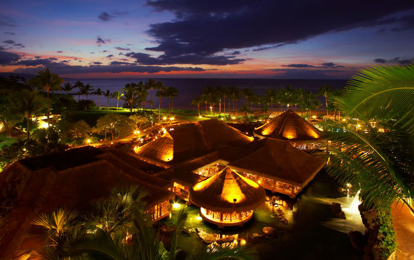 The Grand Wailea Resort Hotel