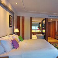 Deluxe Ocean View Guestroom at The Nai HarnThailand