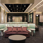 Lobby and Bar at Excelsior Hotel Gallia