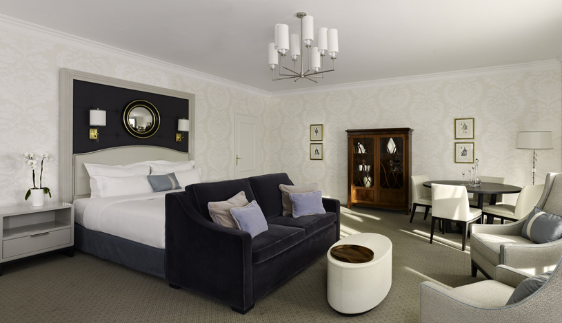 Hotel Bristol Warsaw Bedroom
