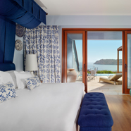 Guestroom at Blue Palace Resort and SpaGreece
