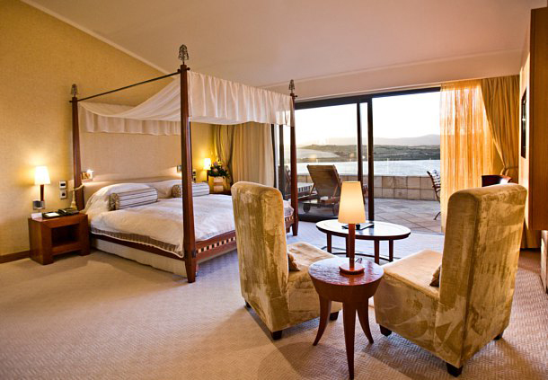 Guest Room at Arabella Hotel and Spa Cape Town, South Africa