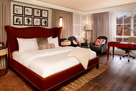 The St Regis Aspen Resort Guest Room