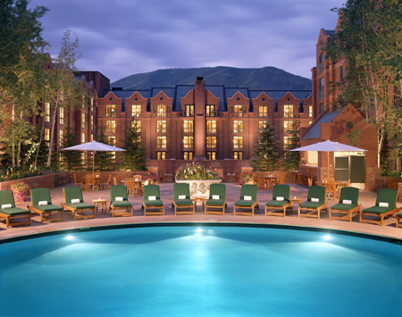 The St Regis Resort Aspen Heated Outdoor Pool
