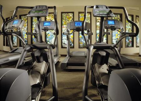 The St Regis Aspen Resort Gym & Fitness Center