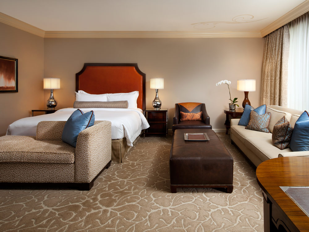 Suite Guestroom at The St Regis Houston, Tx