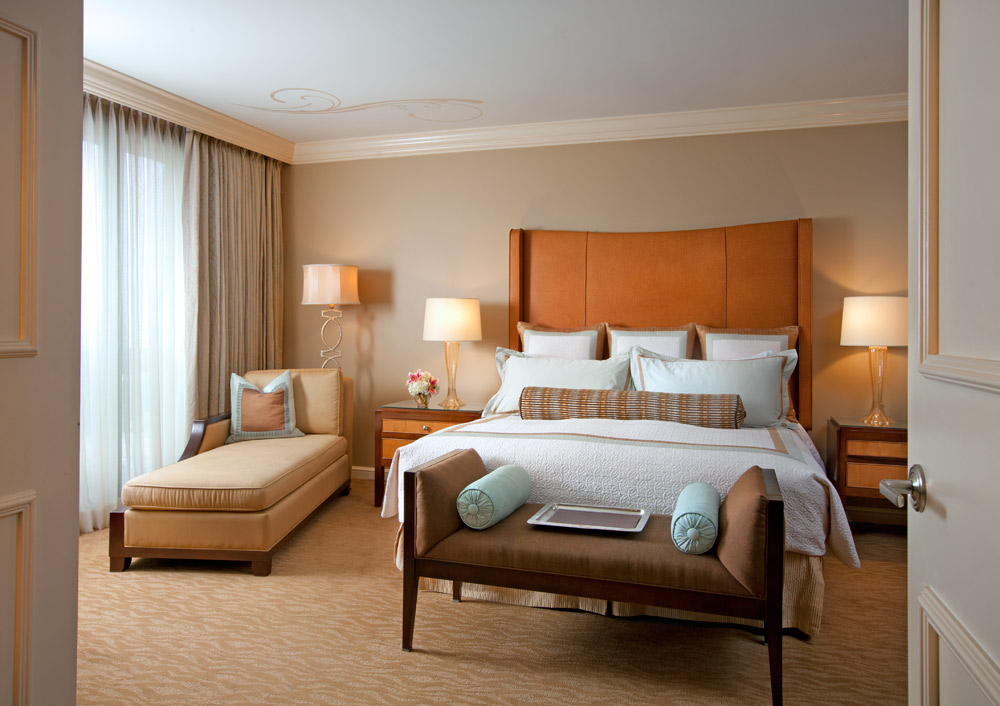 Guestroom at The St Regis HoustonTx